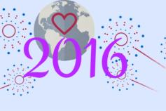 2016, con l'augurio che sia l'anno della svolta.